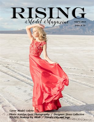 Rising Model Magazine Issue #53
