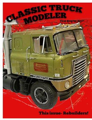 Classic Truck Modeler #1