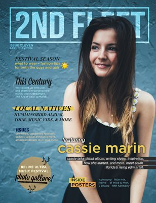 issue eleven - april/may 2014