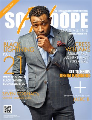 So FN Dope Magazine Issue 9