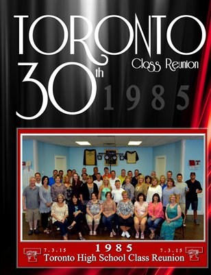 1985 Toronto 30th Class Reunion