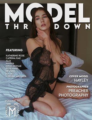 Model Throwdown 79 Hayley