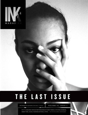 INK SPRING 2012 // THE LAST ISSUE