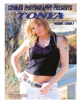 Cronas Photography Presents Tonya Issue 3