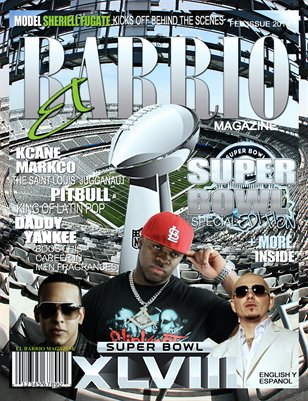 Super Bowl Special Edition Featuring kCAne MarkCO