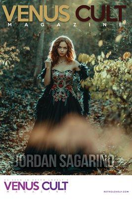 Jordan Sagarino Cover Poster