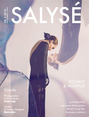 SALYSÉ Magazine | Vol 6 No 44 | NOVEMBER 2020 |