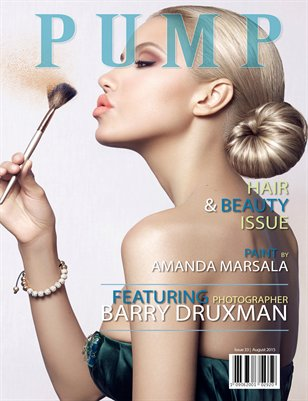 PUMP Magazine Issue 33 Hair & Beauty Edition