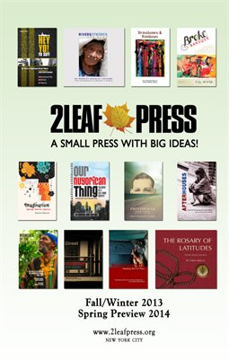 2Leaf Press 2013-2014 Catalog