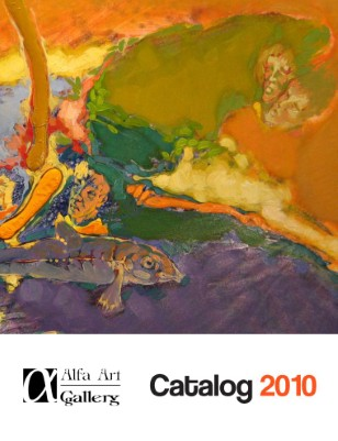 Alfa Art Gallery Catalog 2010 (perfect bound)