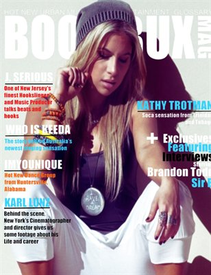 BoomBux Magazine Issue 1