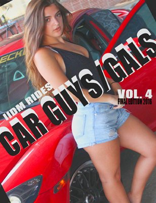 CAR GUYS/GALS VOL. 4