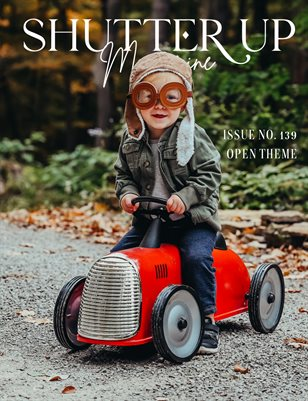 Shutter Up Magazine, Issue 139