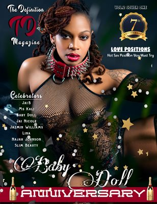 The Definition: Baby Doll 7yr Anniversary Vol.2 Cover1