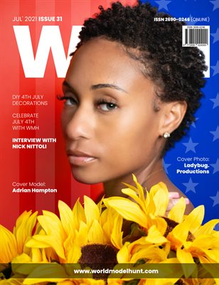 World Model Hunt Magazine - July- 2021