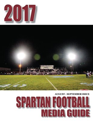 2017 Spartan Football Media Guide