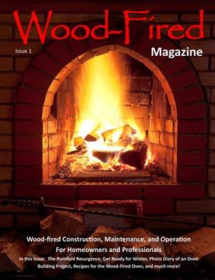 Wood-Fired Magazine #1