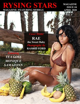 Rysing Stars Magazine (Issue #4) Rae the Sweet Baby