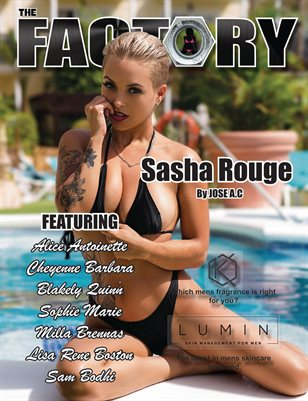 The Factory Magazine, June 2021