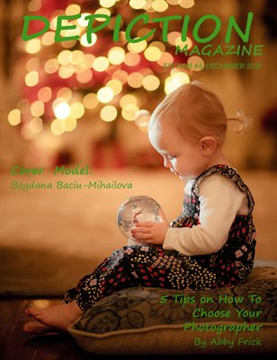 Depiction Magazine Issue 4 - Christmas/Winter