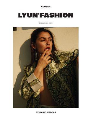 LYUN ISSUE No.12 (VOL No.7) C3