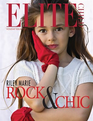 Elite Child Magazine Holiday Issue 2012