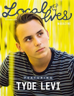 LOCAL WOLVES // ISSUE 30 - TYDE LEVI