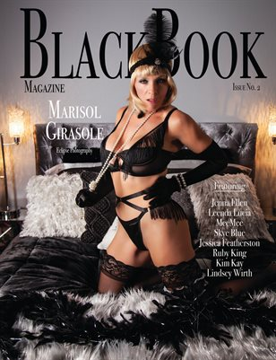 BlackBook Issue2 Marisol