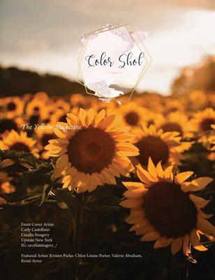 Issue #7 - The Yellow Magazine