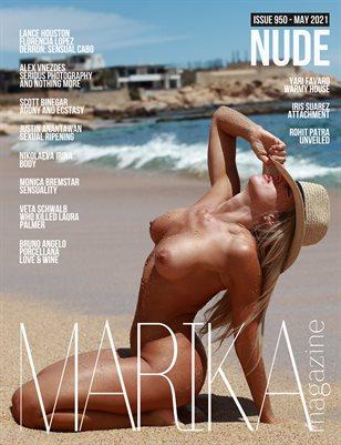 MARIKA MAGAZINE NUDE (ISSUE 950 - MAY)