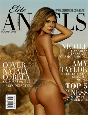 Elite Angels Magazine Issue 1 -Nataly Correa