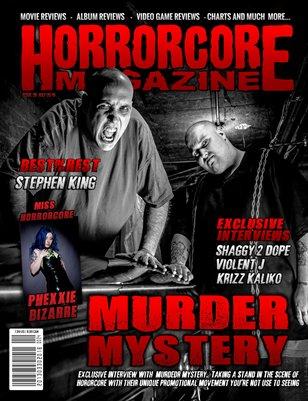 Issue 26 - Murder Mystery & Stephen King