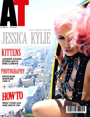 Alwayz Therro - Jessica Kylie - September 2015 - Issue #62