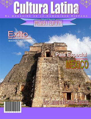 Cultura Latina Magazine