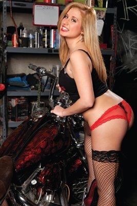 Gabby Biker Babes Print #3