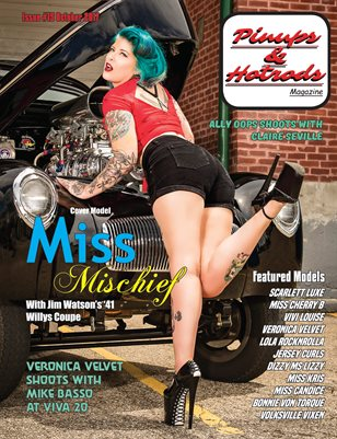 Pinups & Hotrods Issue #15