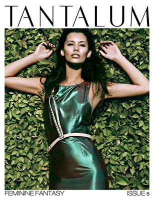 Tantalum Magazine Issue 8 // April 2012