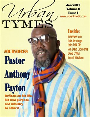 Urban Tymes Jan 2017 Issue
