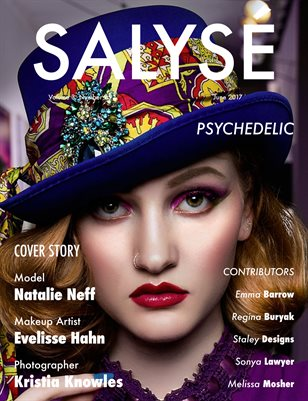 SALYSÉ Magazine | Vol 3:No 25 | June 2017 |