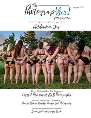 Underwear Day August 2020