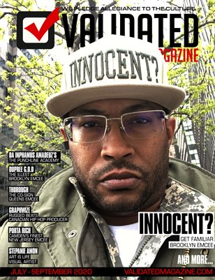 Validated Magazine ft. Innocent?
