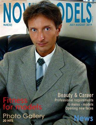 Magazine NOVIT MODELS™ №4/2019