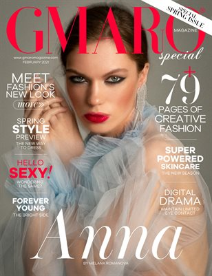 GMARO Magazine February 2021 Issue #36