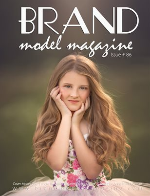 Brand Model Magazine  Issue # 86