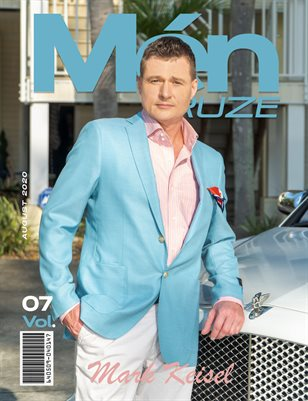 AUGUST 2020 Issue (Vol: 07) | MEN CRUZE Magazine