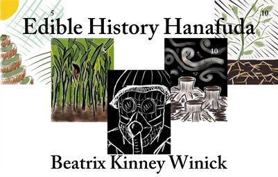 Edible History Hanafuda