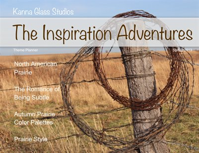 Inspiration Adventures Theme Planner 2013 A