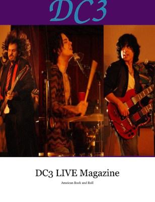 DC3 LIVE! magazine