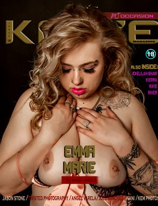 Kayze Magazine issue 18 (EMMA MARIE)