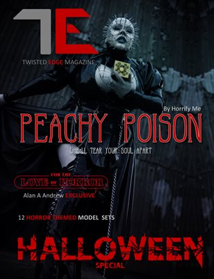 TE Halloween Issue
